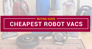 Cheapest Robot Vacuums