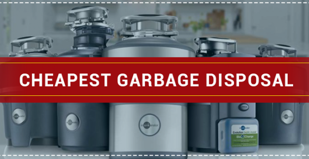 Cheapest Garbage Disposal
