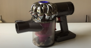 How To Find Dyson Vacuum Model Number