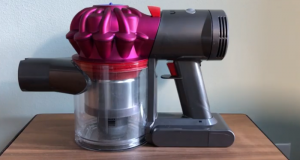 Where Is The Model Number On A Dyson Vacuum