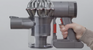 Where Is The Serial Number On A Dyson Vacuum