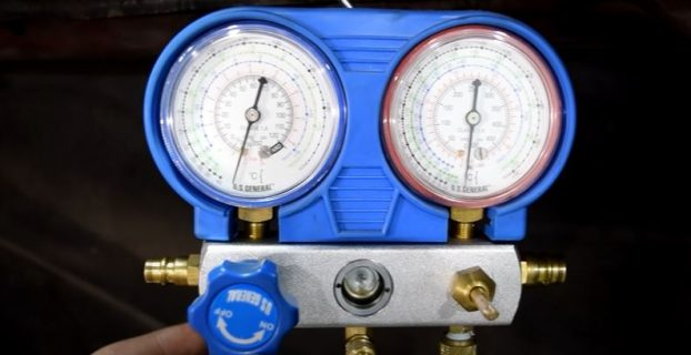 How to Use Ac Vacuum Pump