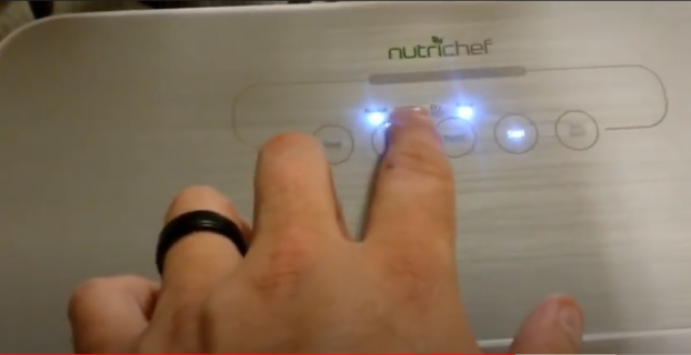 How To Use Nutri Chef Vacuum Sealer