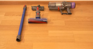 How To Find Model Of Dyson Vacuum