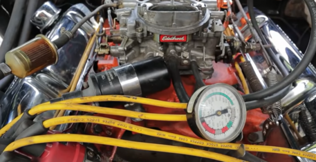 How To Set Timing With Vacuum Gauge