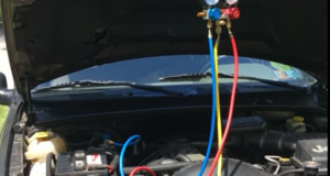 How To Use Vacuum Pump On Car AC