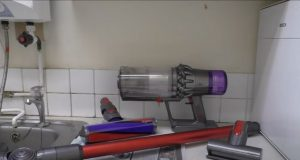 How to Clean a Dyson Vacuum Canister?