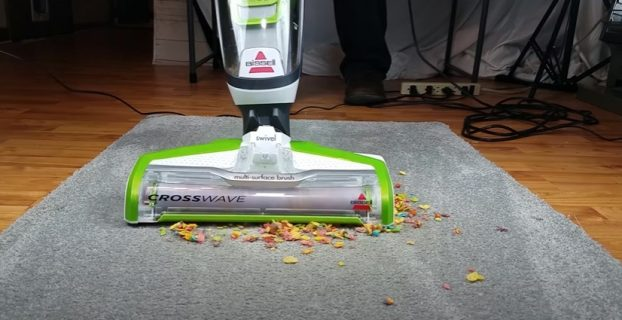 Can The Bissell Crosswave Be Used as Just a Vacuum?